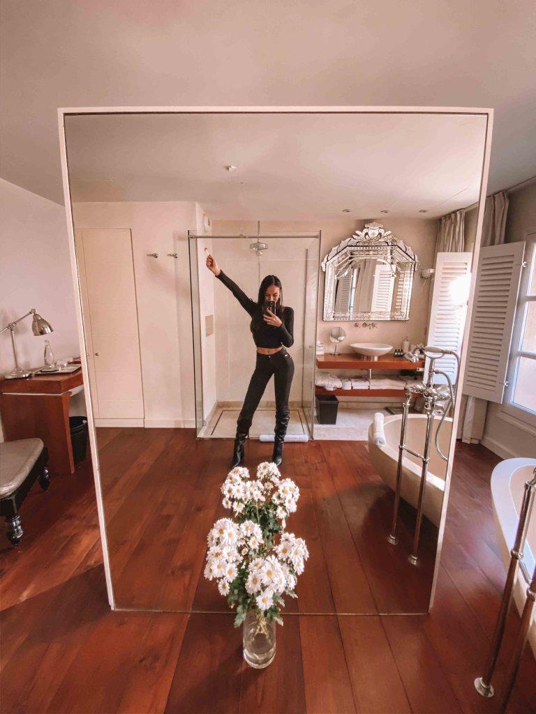 La chambre d'Henriette