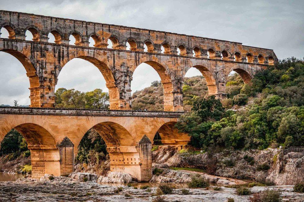 Pont du Gard - Aqueduc Romain