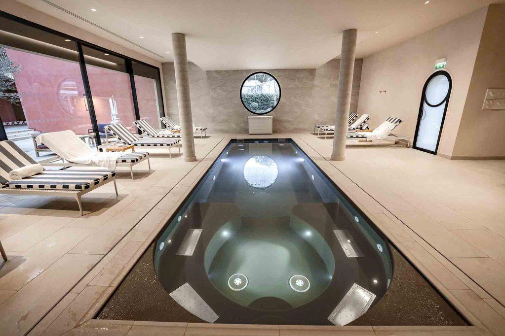 Imperator SPA Codage - piscine intérieure