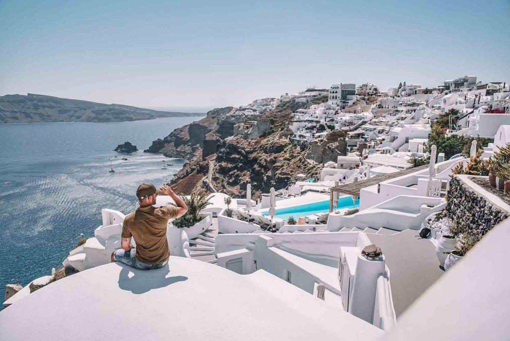 Hotel Katikies Santorini in Greece