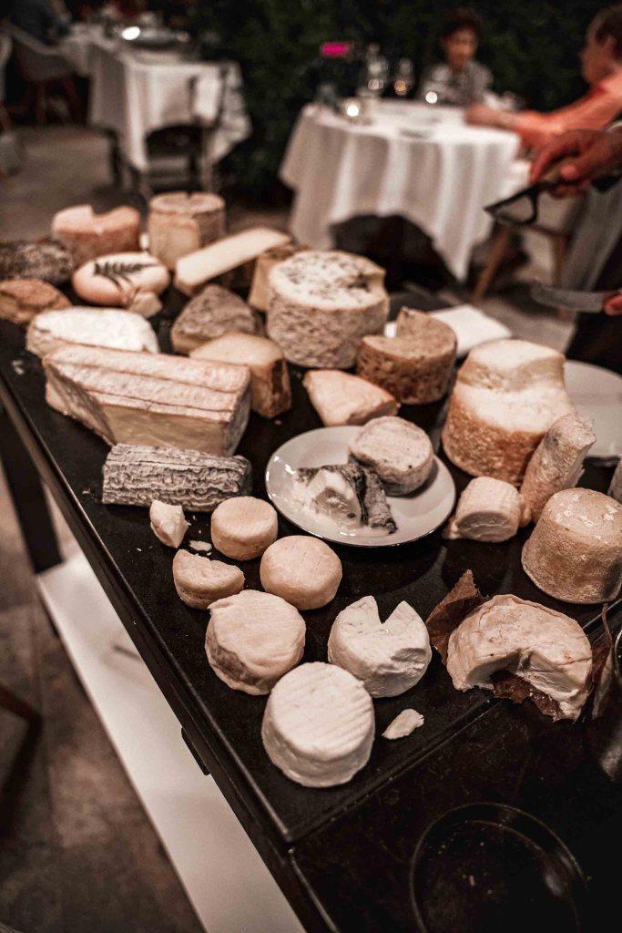 Restaurant Saint Esteve - Cuisine Julien Le Goff - 1 étoile michelin