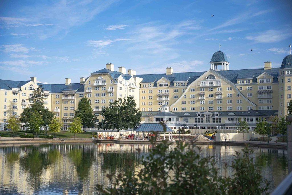 Hôtel New Port Bay Club de Disney Paris