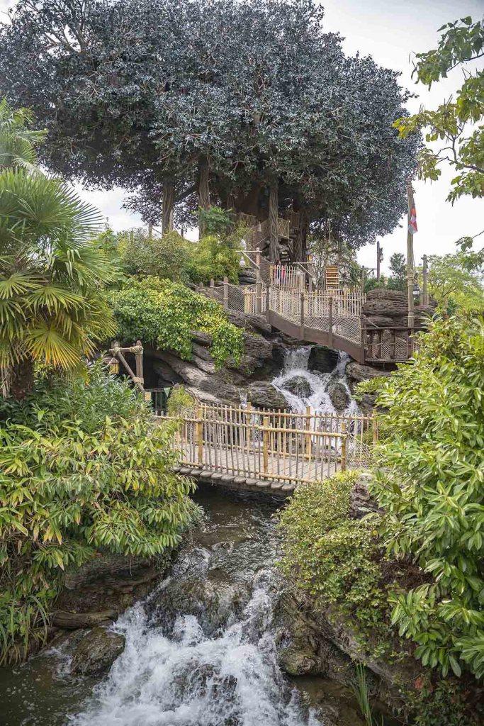 La Cabane des Robinson - Disneyland Paris