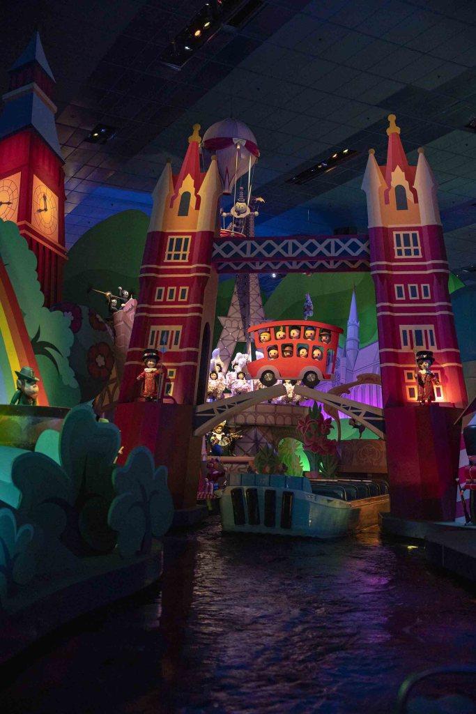 Le monde des poupées à Disneyland Paris