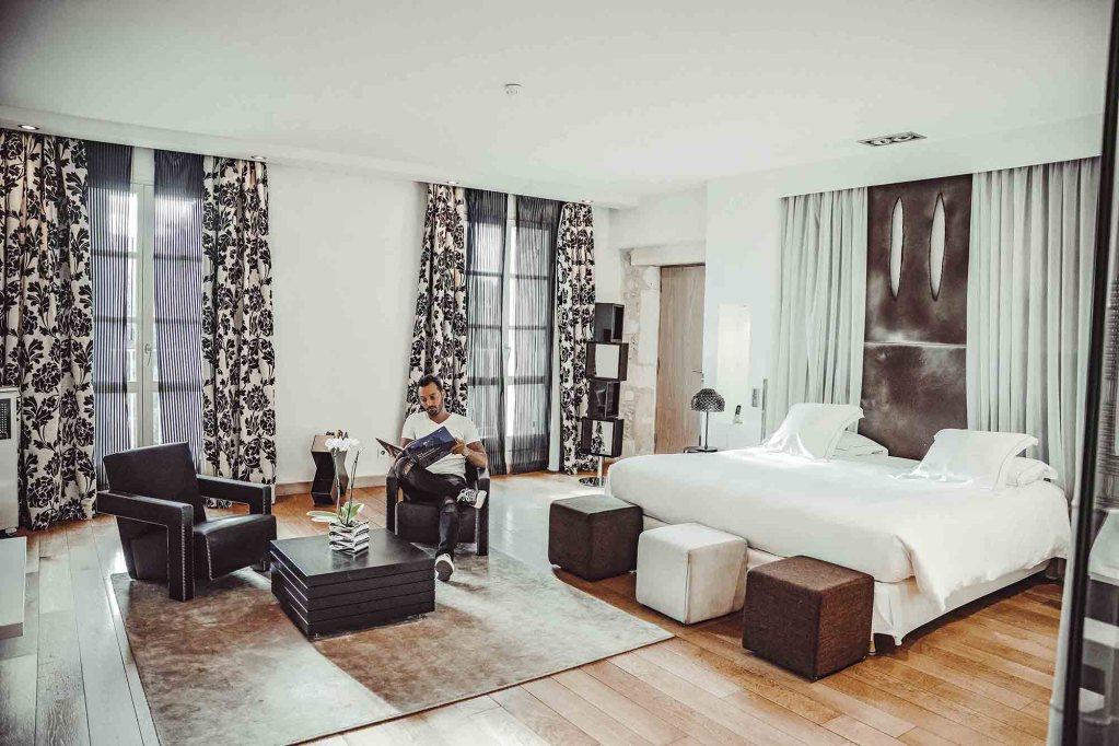 La Suite de l'hôtel à Montpellier