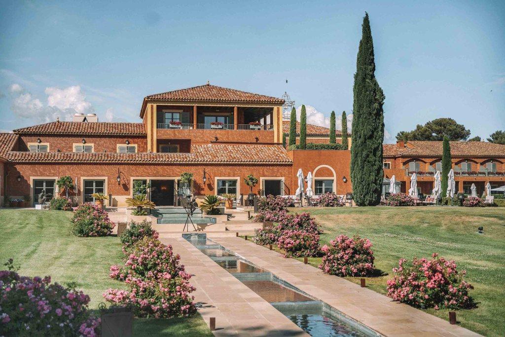 Hôtel SPA Castellet