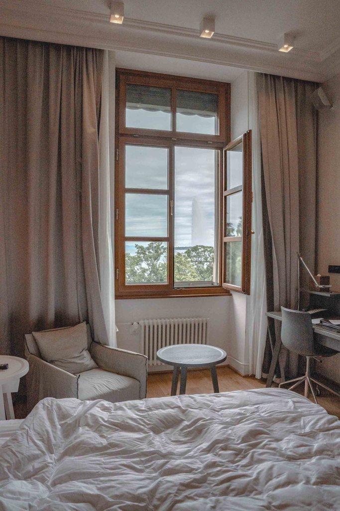 Le Métropole Genève - Hôtel 5 étoiles