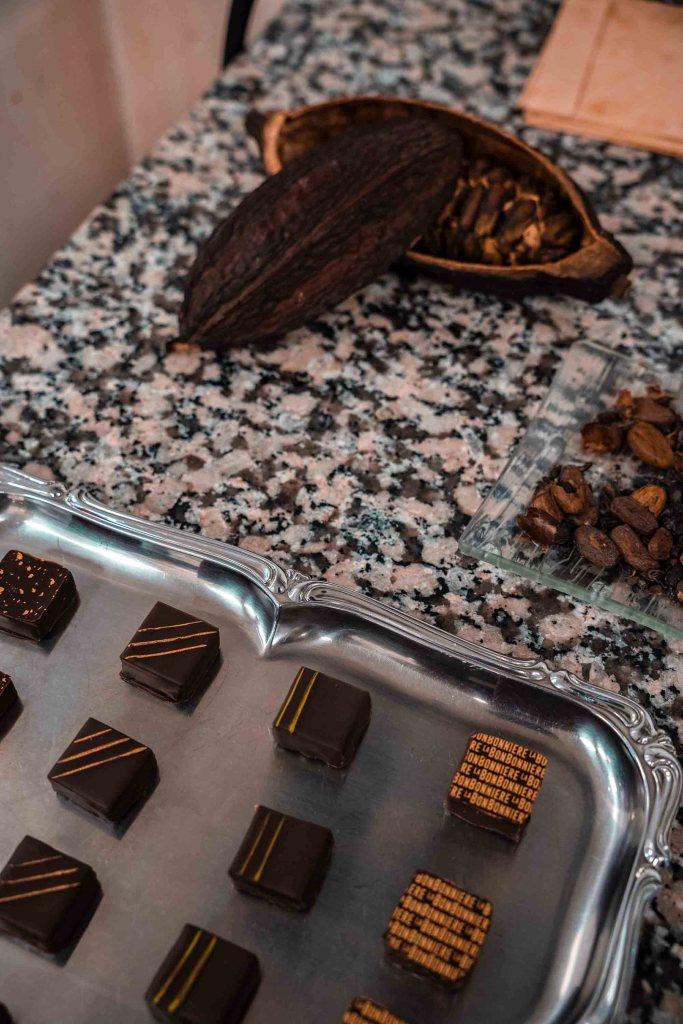 La Bonbonnière atelier Chocolat