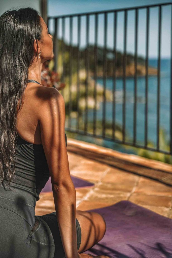 Session Yoga dans le Var en Provence