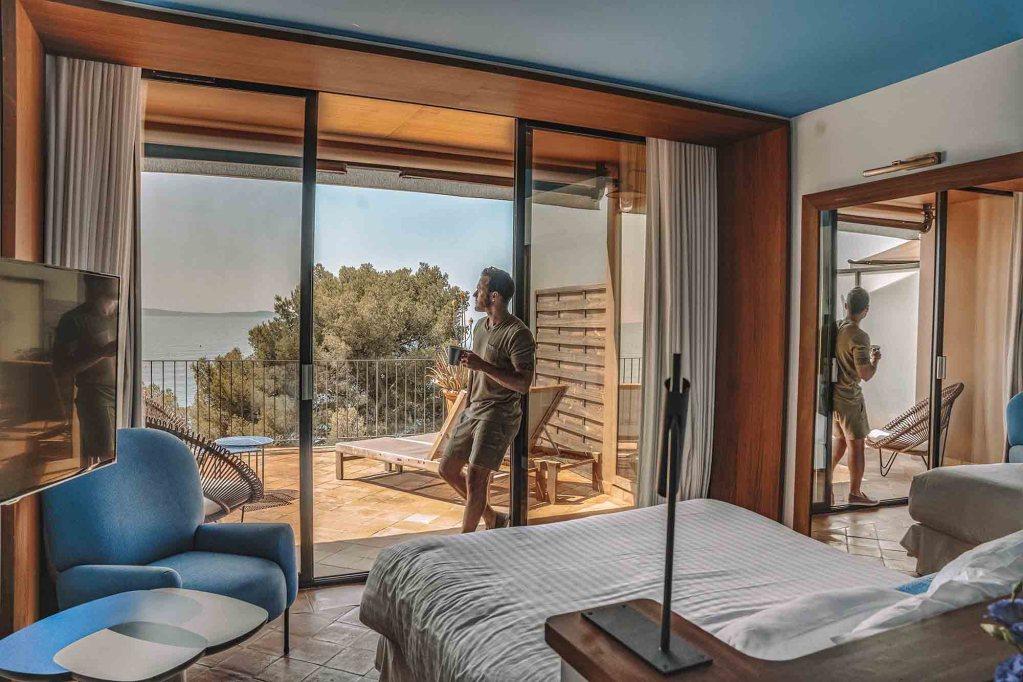 Hôtel 4 étoiles - Le Bailli de Suffren - Lavandou