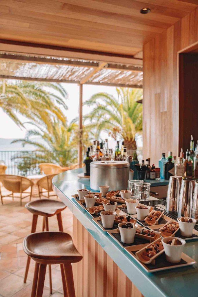 Bar de l'hôtel - Cocktail