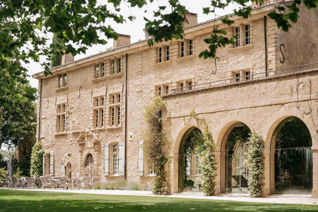 Château de Sannes - Bâtisse principale