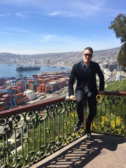 Valparaíso: Porto