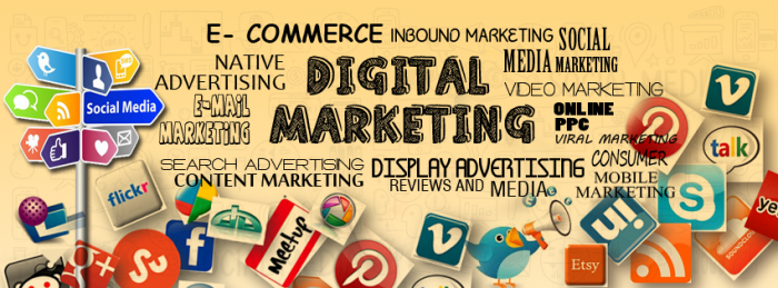 konsep digital marketing