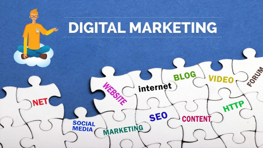 konsep pemasaran digital marketing