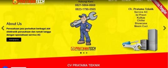 CV Pratama Teknik
