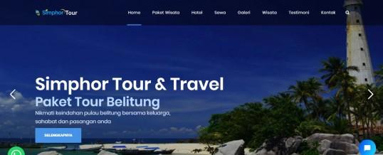 Paket Tour Wisata CV. Simphor Jaya Belitung