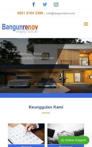 Jasa Konstruksi Bangun Renov Cirebon