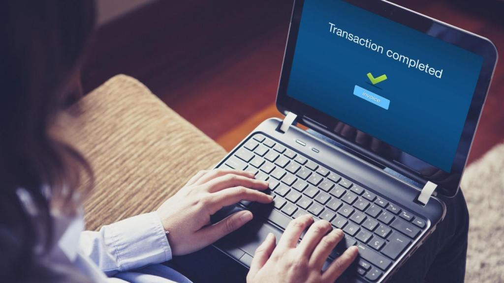 bank transaksi online yang populer