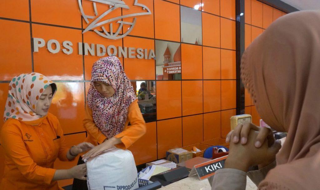 sejarah pos indonesia dan layanannya