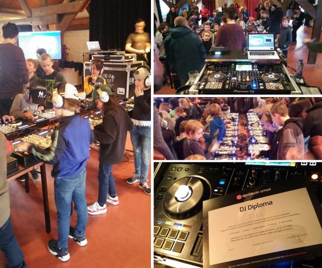 DJ workshop kinderen