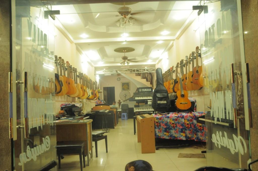 mua đàn organ yamaha ở biên hoà - Thiên Ân Music