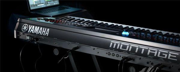 Synthesizers & Stage Pianos Thiên Ân
