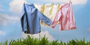 quần áo giặt xong có mùi hôi