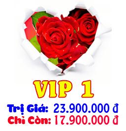 Bảng giá dịch vụ cưới VIP 1