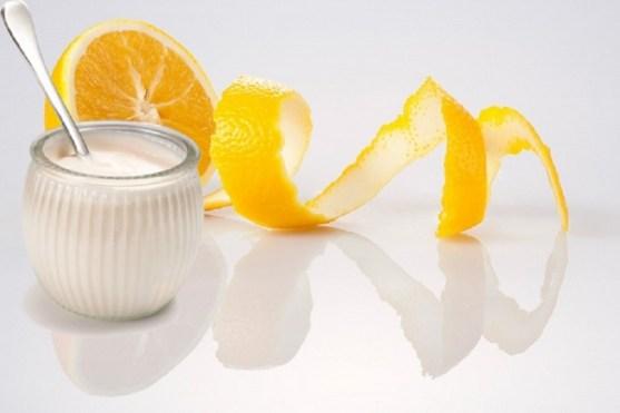Cách làm trắng da bằng sữa tươi & cam