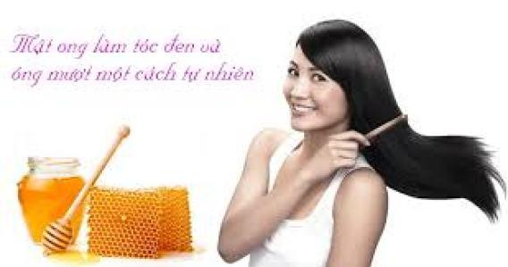 Công dụng của mật ong -dưỡng tóc