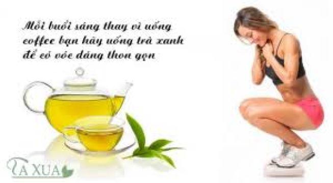 Trà xanh là một trong thực phẩm có lợi rất nhiều tới sức khỏe.