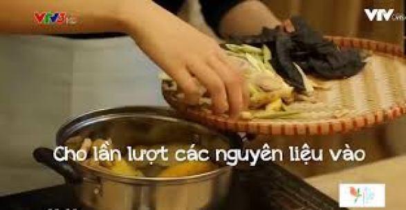 Cách nấu cao bồ kết cô đặc được nhiều người áp dụng