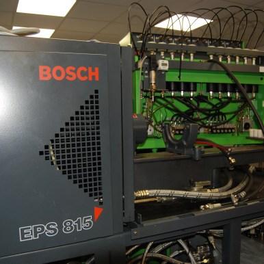 Banc d'essai Common Rail voiture Bosch EPS 815