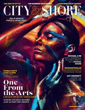 City Shore Magazine November 2015