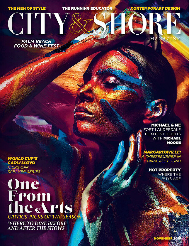 City Shore Magazine November 2015
