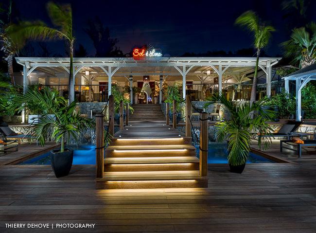 Sol E Luna St Martin Restaurant Guest House