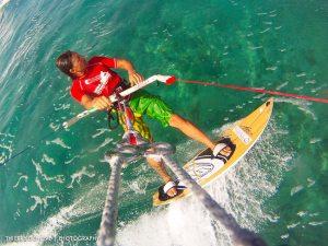 Go Pro Hero my best kitesurfing photos