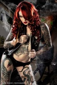 Lea Vendetta Tattoo Inspiration