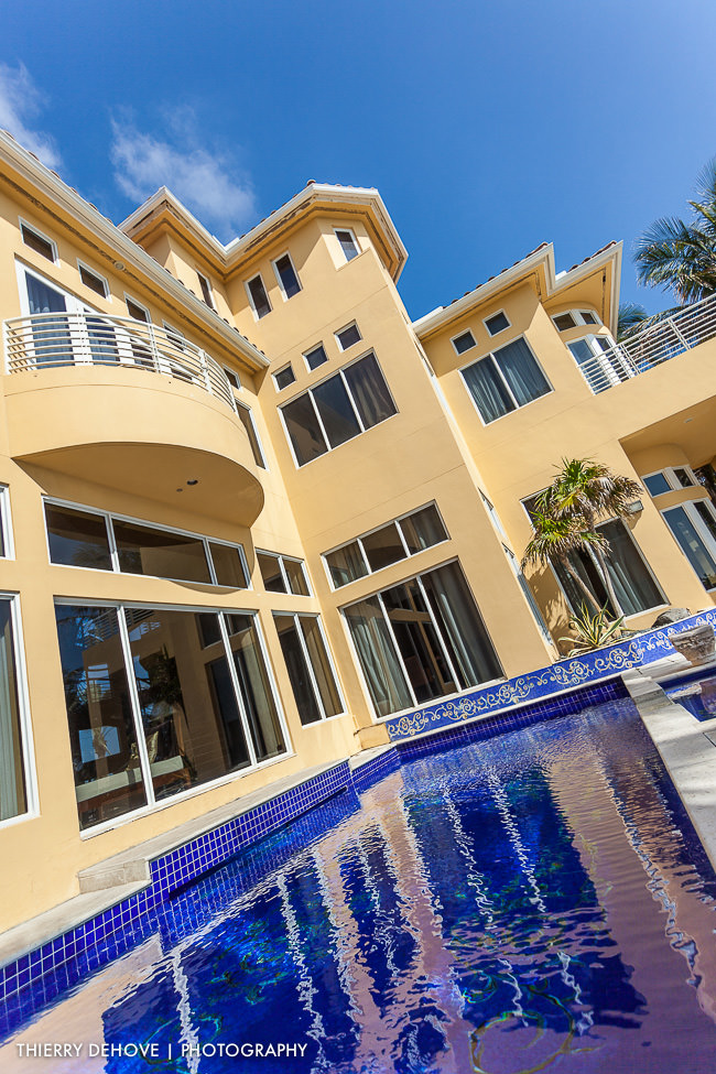 Palazzo luxury Florida villas for rent in Highland Beach