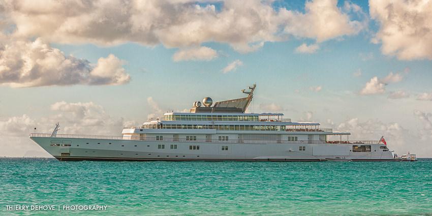 Rising Sun Yacht in Anguilla BWI