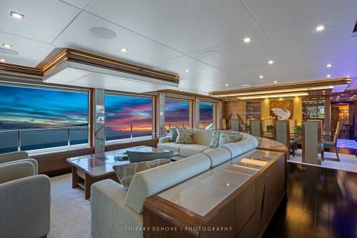 Serenity Luxury Yacht 140 Interior