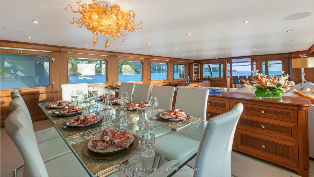 Feadship Motor Yacht Berilda 126'