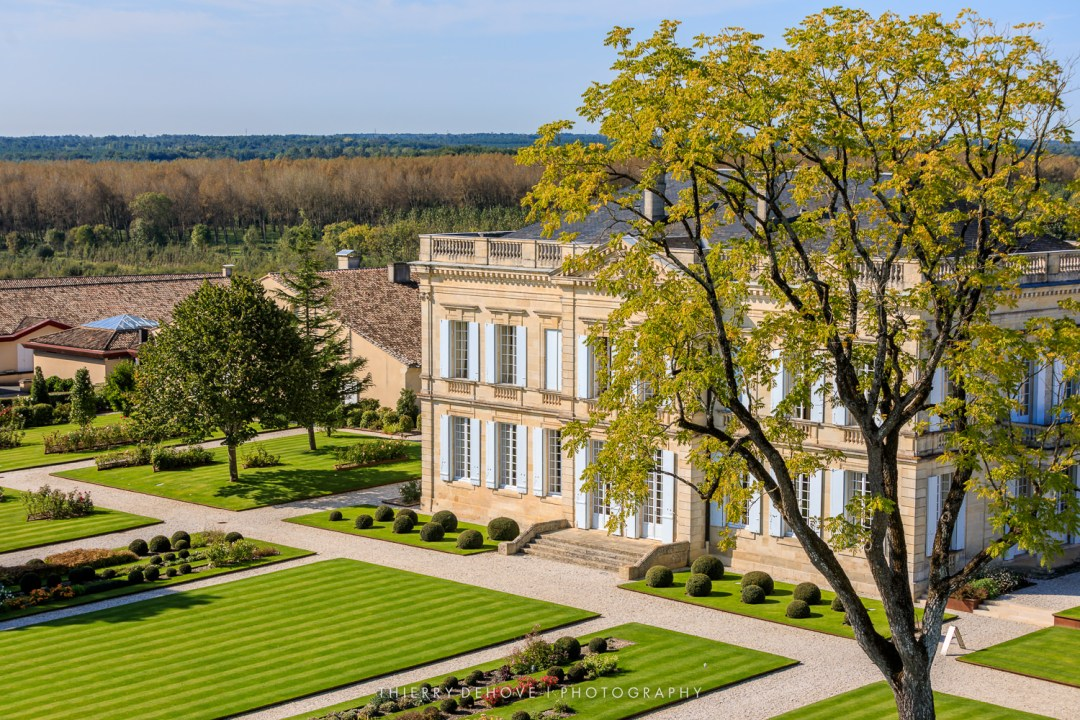 Château Gruaud-Larose Grand Cru, Saint Julien, Bordeaux in France