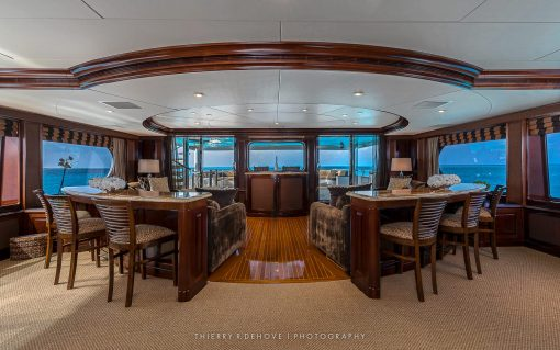 Motor Yacht My Milestone built by Christensen in The Exumas, Bahamas