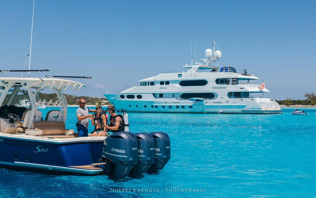 Lifestyle on Motor Yacht Milestone built by Christensen