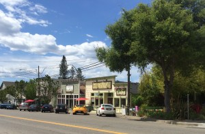 Downtown Graton's north side