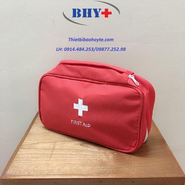 túi y tế mini first aid kit