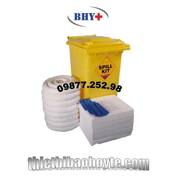 bộ dụng cụ xử lý sự cố tràn dầu