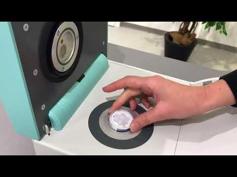 máy đo hoạt độ nước novasina để bàn